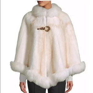 WOLFIE FURS Made for Generations™ Natural Cape